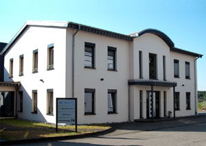 Verwaltungsgebäude der AC-therm GmbH in Bielefeld